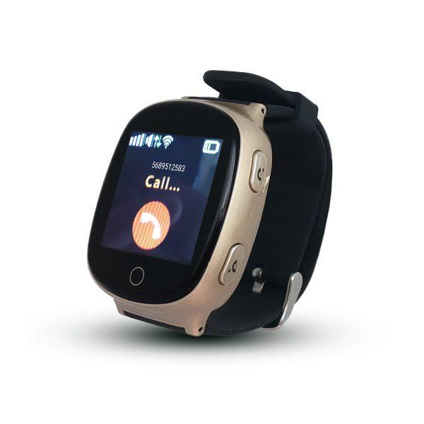 Lokalizátor CALMEAN Senior - (farba zlatá) - Lokalizátor GPS pre staršie osoby