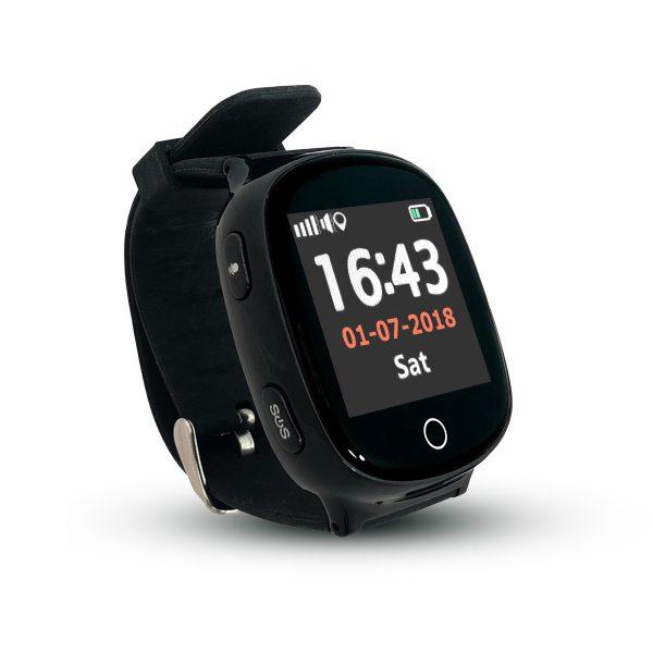 Lokalizátor CALMEAN Senior - (farba čierna) - Lokalizátor GPS pre staršie osoby