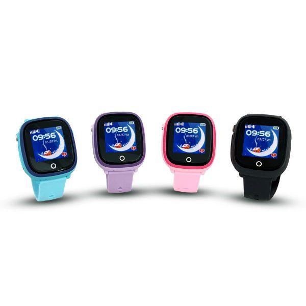 Smartwatch CALMEAN NEMO- Wodoodporny lokalizator GPS dla dziecka