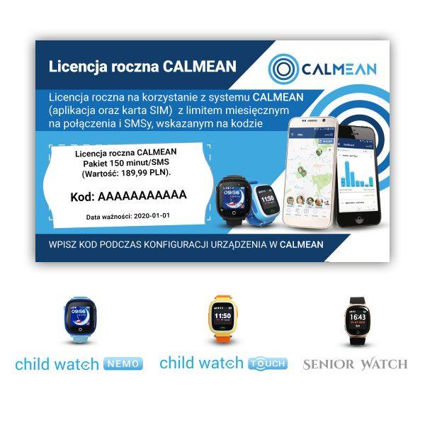 Calmean_Karta_Przedplacona_150min