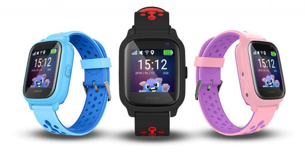 Smartwatch dla dzieci GPS NEMO 2