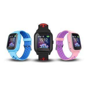 Smartwatch dla dziecka GPS NEMO 2 CALMEAN 3 kolory
