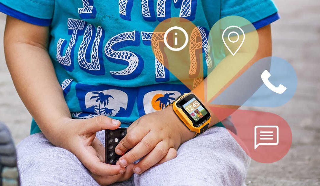 Smartwatch dla dziecka – funkcje, które mogą ci się przydać
