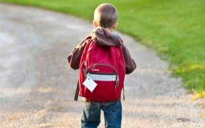Kiedy dziecko może zacząć samo chodzić do szkoły?