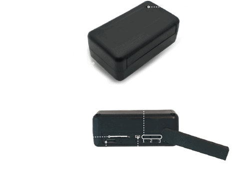 CALMEAN Vehicle Battery Mini