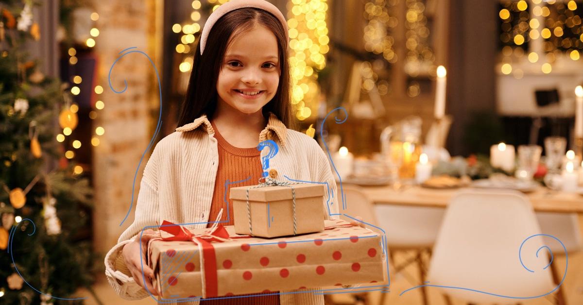 Jaki prezent świąteczny dla dziecka?