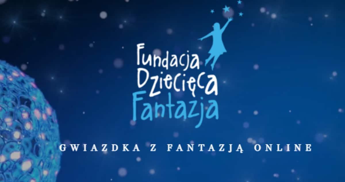 CALMEAN sponsorem fundacji Dziecięca Fantazja