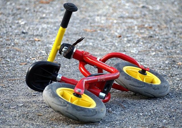 Kiedy zacząć uczyć dziecko jazdy na rowerze?